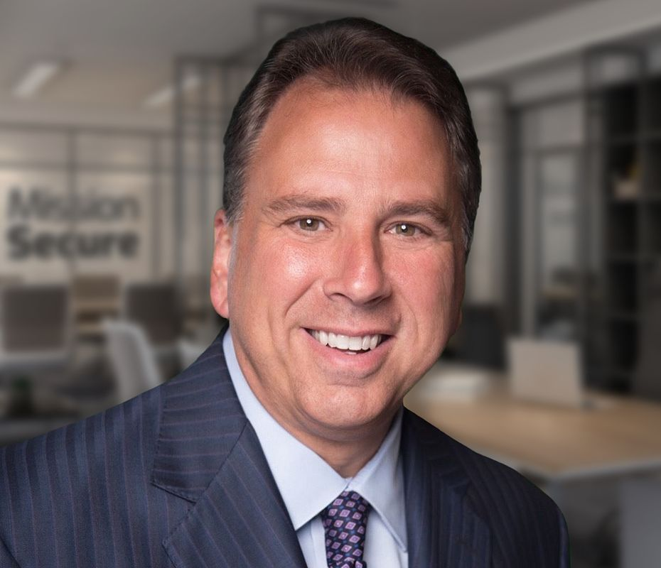 John Adams, Mission Secure Chief Executive Officer
