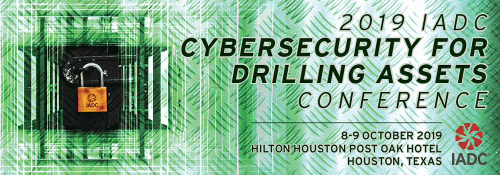 Mission Secure at the 2019 IADC Cybersecurity for Drilling Assets Conference