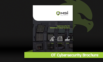 Mission Secure: ICS Cybersecurity Brochure
